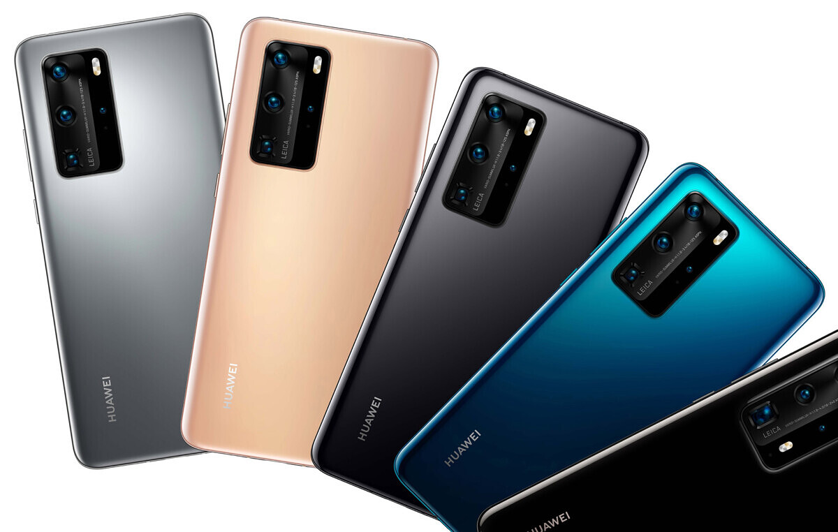Huawei's 2021 smartphone production is 60% less compared to 2020