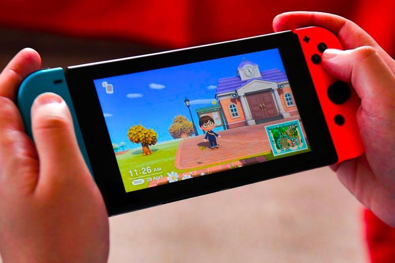 New Nintendo Switch 4K Model With 7-Inch Samsung OLED